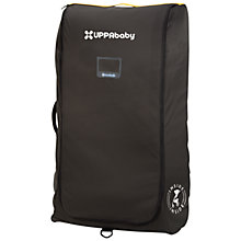 Buy Uppababy Cruz Travel Bag, Black Online at johnlewis.com