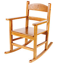 Buy John Lewis Children's Rocking Chair, FSC-certified (Pine) Online at johnlewis.com