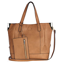 Buy Oasis Sequoia Shopper, Tan Online at johnlewis.com