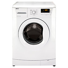 Buy Beko WMB61631W Freestanding Washing Machine, 6kg Load, A+ Energy Rating, 1600rpm Spin, White Online at johnlewis.com
