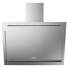 Buy Samsung NK86NOV9MSR Chef Collection Sensor Chimney Cooker Hood, Stainless Steel Online at johnlewis.com
