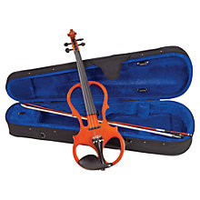 Buy Antoni Debut Full Size Electric Violin Outfit Online at johnlewis.com