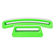 Buy Swissvoice ePure V2 Digital Phone, Green/White Online at johnlewis.com