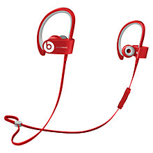 Buy PowerBeats 2 by Dr. Dre™ Wireless In-Ear Sport Headphones with Mic/Remote Online at johnlewis.com