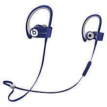 Buy PowerBeats 2 by Dr. Dre™ Wireless Sport Headphones, Around-Ear with Mic Online at johnlewis.com