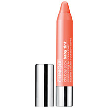 Buy Clinique Chubby Baby Tint Lipgloss Online at johnlewis.com