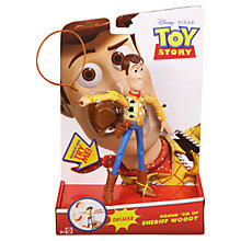 Buy Disney Toy Story Deluxe Figures, Assorted Online at johnlewis.com