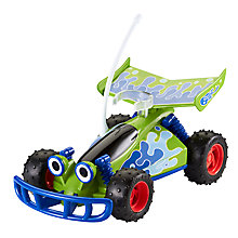Buy Disney Toy Story Road Race RC Online at johnlewis.com