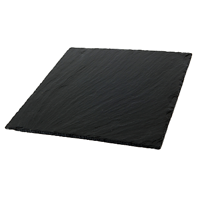 Just Slate Square Cheeseboard