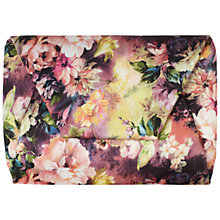 Buy Coast Floral Envelope Clutch Bag, Multi Online at johnlewis.com