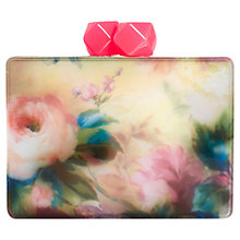Buy Coast Floral Pizazz Clutch Bag, Multi Online at johnlewis.com