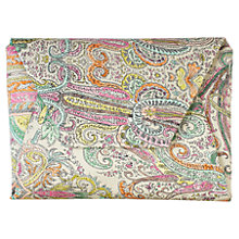 Buy Coast Paisley Envelope Clutch Bag, Multi Online at johnlewis.com