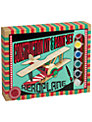 Professor Puzzle Aeroplane Construction Kit and Paint Set