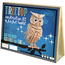 Buy Professor Puzzle Treetop Owl Kit Online at johnlewis.com