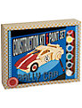 Professor Puzzle Rally Car Construction Kit and Paint Set