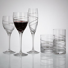 Buy John Lewis Aurora Cut Crystal Glassware Online at johnlewis.com