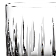 Buy John Lewis Glacier Cut Crystal Glassware Online at johnlewis.com