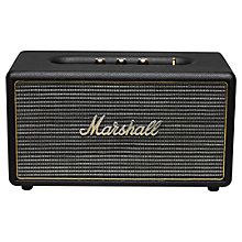Buy Marshall Stanmore Bluetooth Speaker Online at johnlewis.com