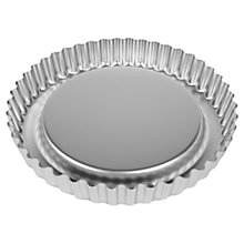 Buy Silverwood Sponge Flan Tin, Dia.22cm Online at johnlewis.com