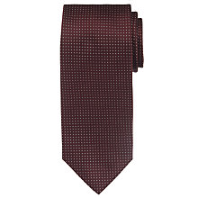 Buy Hackett London Mayfair Pin Dot Tie Online at johnlewis.com