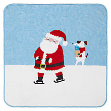 Buy John Lewis Santa Magic Face Cloth Online at johnlewis.com