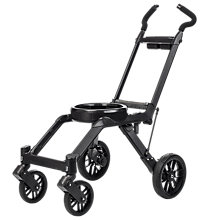 Buy Orbit Baby G3 Pushchair Frame, Black Online at johnlewis.com