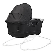 Buy Orbit Baby G3 Bassinet, Black Online at johnlewis.com