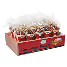 Buy Cottage Delight Caramelised Almonds, 125g Online at johnlewis.com