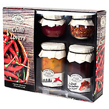 Buy Cottage Delight Chilli Lovers Box Online at johnlewis.com