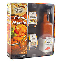 Buy Cottage Delight Curry Night In Set Online at johnlewis.com