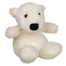 Buy Jellycat Poppet Polar Bear Soft Toy Online at johnlewis.com
