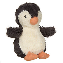 Buy Jellycat Peanut Penguin Soft Toy Online at johnlewis.com