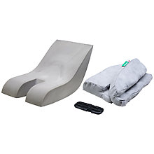 Buy Orbit Baby G3 Car Seat Lower Birth Weight Fit Kit Online at johnlewis.com