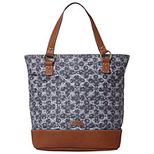 Buy White Stuff Printed Shopper Bag, Moonlight Online at johnlewis.com