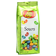 Buy Jelly Belly Sours Bag, 250g Online at johnlewis.com