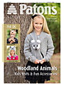 Patons Yarn Woodland Animal Knits Leaflet