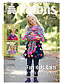 Patons Yarn Fun Kids Knitting Pattern