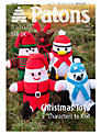 Patons Yarn Christmas Toys Knitting Pattern
