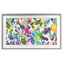 Buy Fi Douglas of Bluebellgray - Mode Framed Print, 61 x 103cm Online at johnlewis.com
