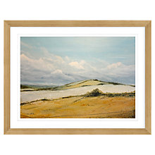 Buy Jane Skingley - Autumn Fields Framed Print, 87 x 67cm Online at johnlewis.com