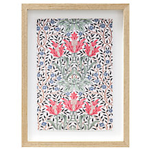 Buy William Morris - Bourne Framed Print, 38 x 28cm Online at johnlewis.com