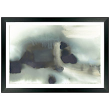 Buy Bianka Guna - Winter Abstract #1 Framed Print, 98 x 69cm Online at johnlewis.com