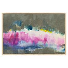 Buy Fi Douglas - Luskety Framed Print on Canvas 66 x 99cm Online at johnlewis.com