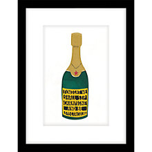 Buy Cartwheels and Conkers - Champagne Framed Print, 43 x 33cm Online at johnlewis.com