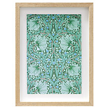 Buy William Morris - Pimpernel Framed Print, 38 x 28cm Online at johnlewis.com
