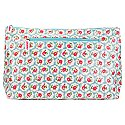 Cath Kidston Provence Rose Wash Bag, Blue