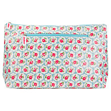 Buy Cath Kidston Provence Rose Wash Bag, Blue Online at johnlewis.com