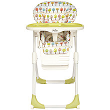 Buy Joie Baby Mimzy Highchair, Parklife Online at johnlewis.com