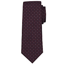 Buy John Lewis Made In Italy Flower Silk Tie Online at johnlewis.com