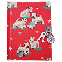 Buy Cath Kidston Billie Christmas Diary Online at johnlewis.com